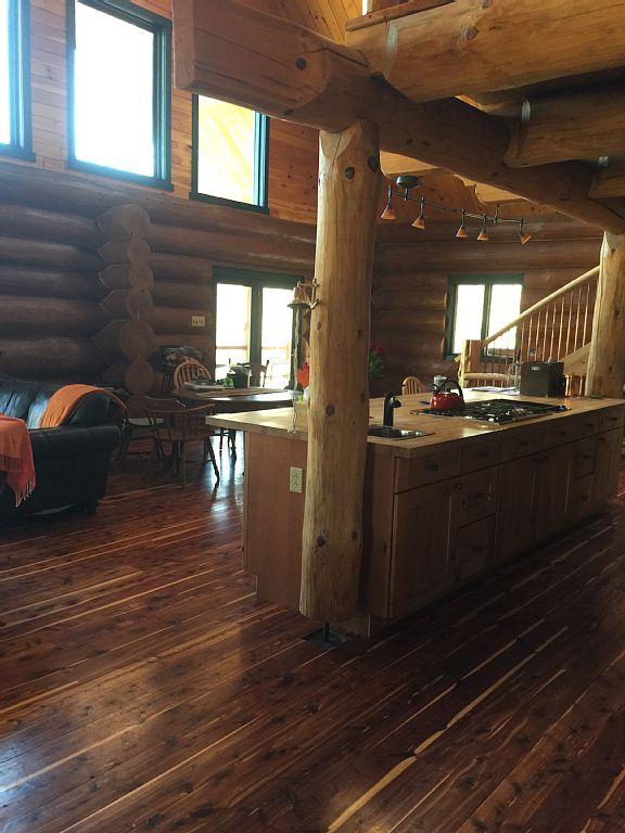 Natural Valley Ranch cabin, Brownsburg, Indiana