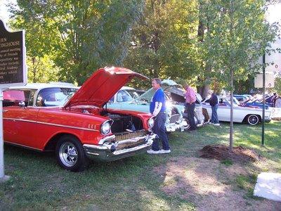 Quaker Day Festival Car Show, Plainfield, Indiana