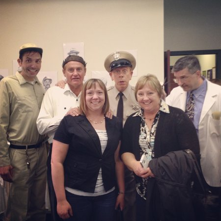 Mayberry in the Midwest Meet & Greet, Danville, Indiana
