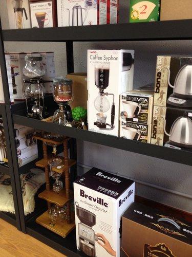 Everything you need for fresh coffee is available at Arcane Coffee Company in Danville.