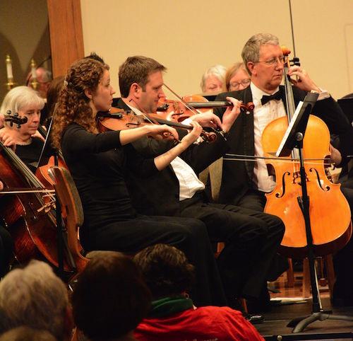Hendricks Symphonic Society (Photos by Mike Shilts)