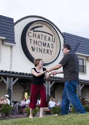 Chateau Thomas Winery celebrated 30 years in Plainfield, Indiana, in 2014.