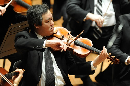 The Indianapolis Symphony Orchestra will perform at Ellis Park in Danville on July 9.