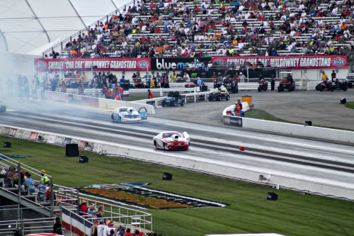 The U.S. Nationals is the world's biggest and best drag race and is held every year at Lucas Oil Raceway in Brownsburg, Indiana