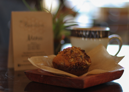 Pumpkin Muffin Pumpkin Spice The Beehive Danville