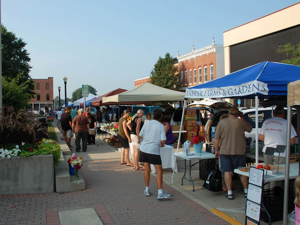 Come enjoy the Danville Chamber of Commerce Farmers Market on Sept. 13 beginning at 8 a.m. (Photo courtesy of Danville Chamber of Commerce Farmers Market Facebook page)
