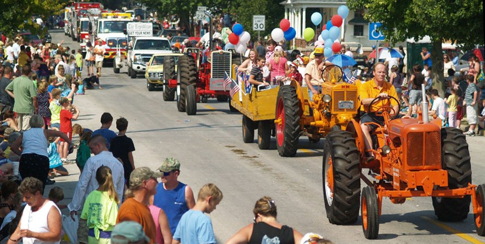 Take the family to one last pre-football activity this weekend at Old Fashion Days in North Salem.