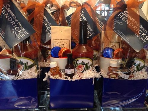 Savor the Flavor of Hendricks County Gift Baskets from Confection Delights in Danville, Indiana