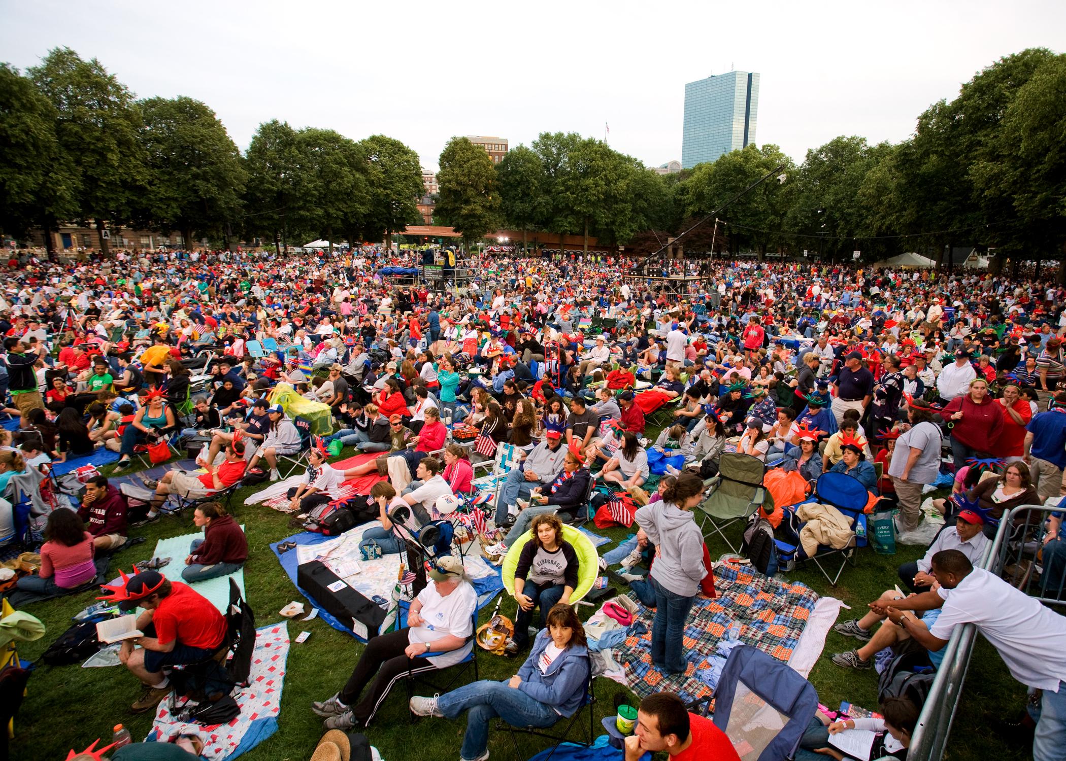 boston events concerts festivals marathons exhibits