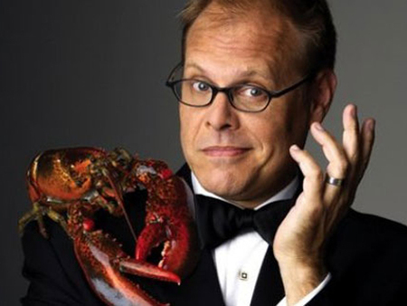 Food lovers will love Alton Brown's stage show at the Embassy Theatre!