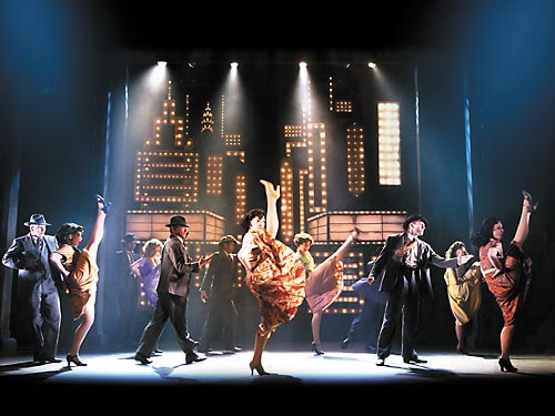 Guys and Dolls is filled with dazzling performances!