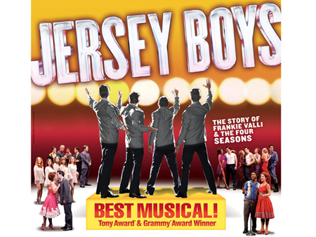 You'll love Broadway at the Embassy's Jersey Boys when it hits the Embassy Theatre stage!