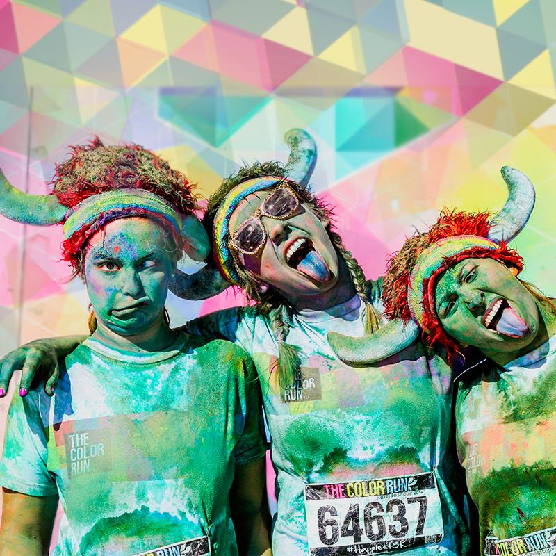 Grab your friends and sign-up for the Happiest 5k on the Planet!