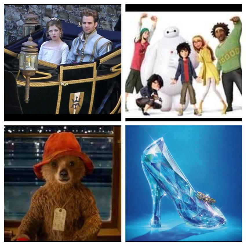 Into the Woods, Big Hero 6, Paddington and Cinderella are just a few of the flicks you can enjoy at the Foellinger Outdoor Theatre this summer!
