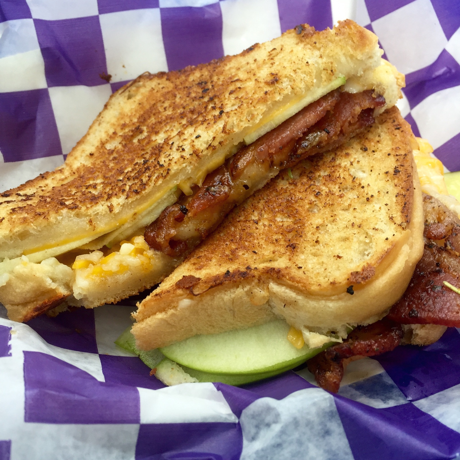 Who Cut the Cheese? is one of the newest food trucks you'll see at the Plaza.