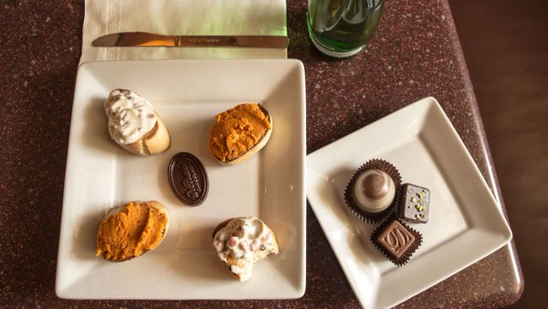 Indulge at DeBrand Fine Chocolate with their Savor Fort Wayne deal featuring their new sweet and savory Bread and Spreads, and their delicious chocolates!