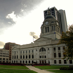 Courthouse Skyline