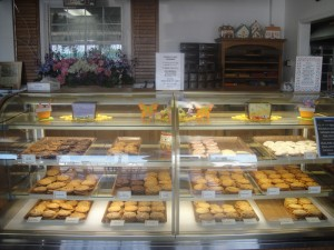 A sample of Cookie Cottage's tasty treats
