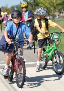 Kids with Bikes