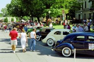 Auburn Cord Duesenburg Festival
