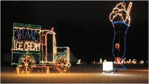 Fantasy of Lights Fort Wayne