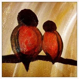 Two LIttle Birds
