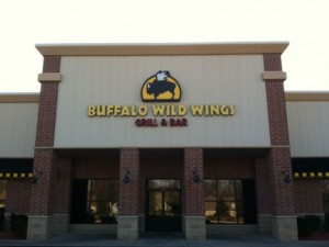 Buffalo Wild Wings - or B-Dubs!