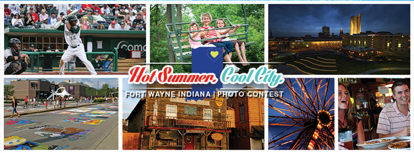 facebook highlighted post Hot Summer. Cool City. at the Fort Wayne Childrens Zoo