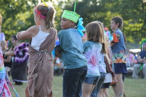 Big Pow Wow at Franke Park Day Camp