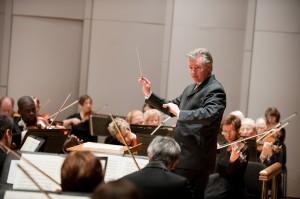 Constantine conducting