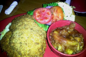 Cowboy Tenderloin & Drunkin Apples