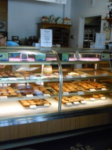 Step up to the counter and try to make your selection - there are so many varieties!