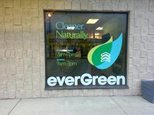 Go green with EverGreen
