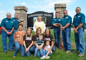 Keuhnert Family