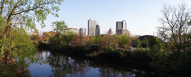 Downtown_Fort_Wayne_Pano