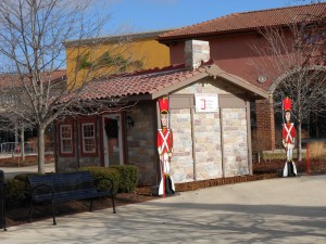 Santa's house at Jefferson Point is kid-sized - here's what it looks like!