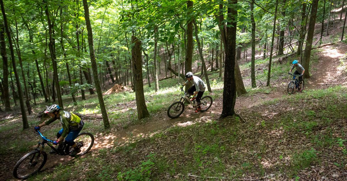 Biking On Mill Mountain Park In Roanoke Va Roanoke Star