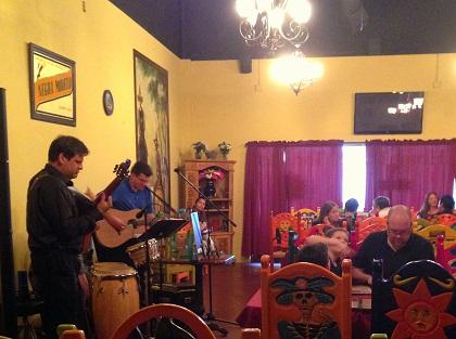 mexico classico dining
