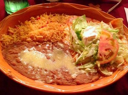 mexico classico food