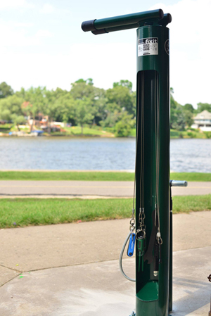 bicycle fix station