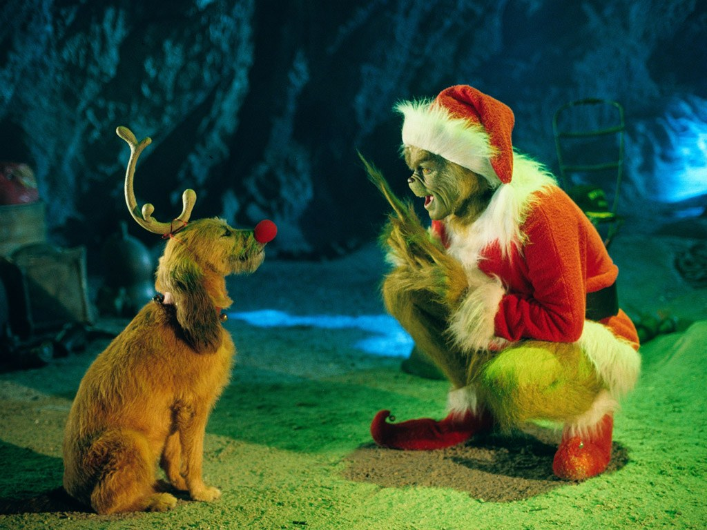 movie blog - grinch