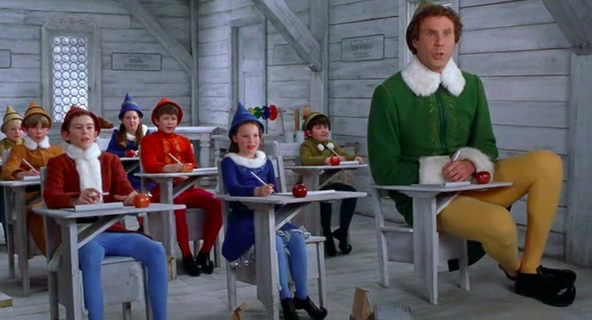 movie blog - elf