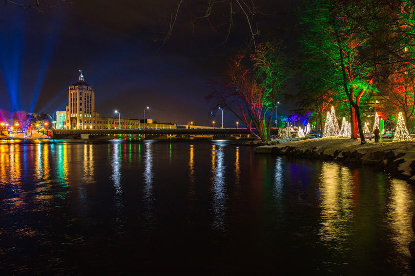 winter blog-river lights 3