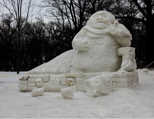 snow sculpting 2016 2