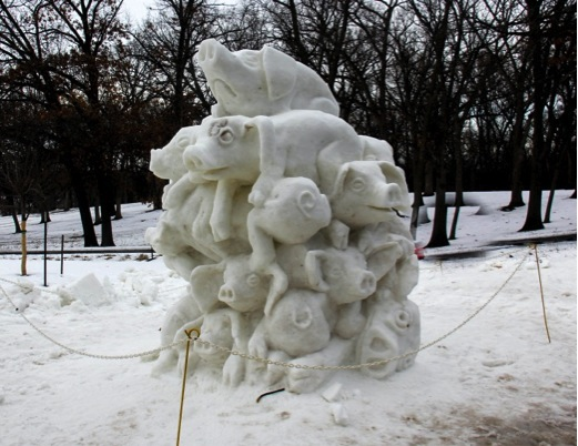 snow sculpting 2016 3