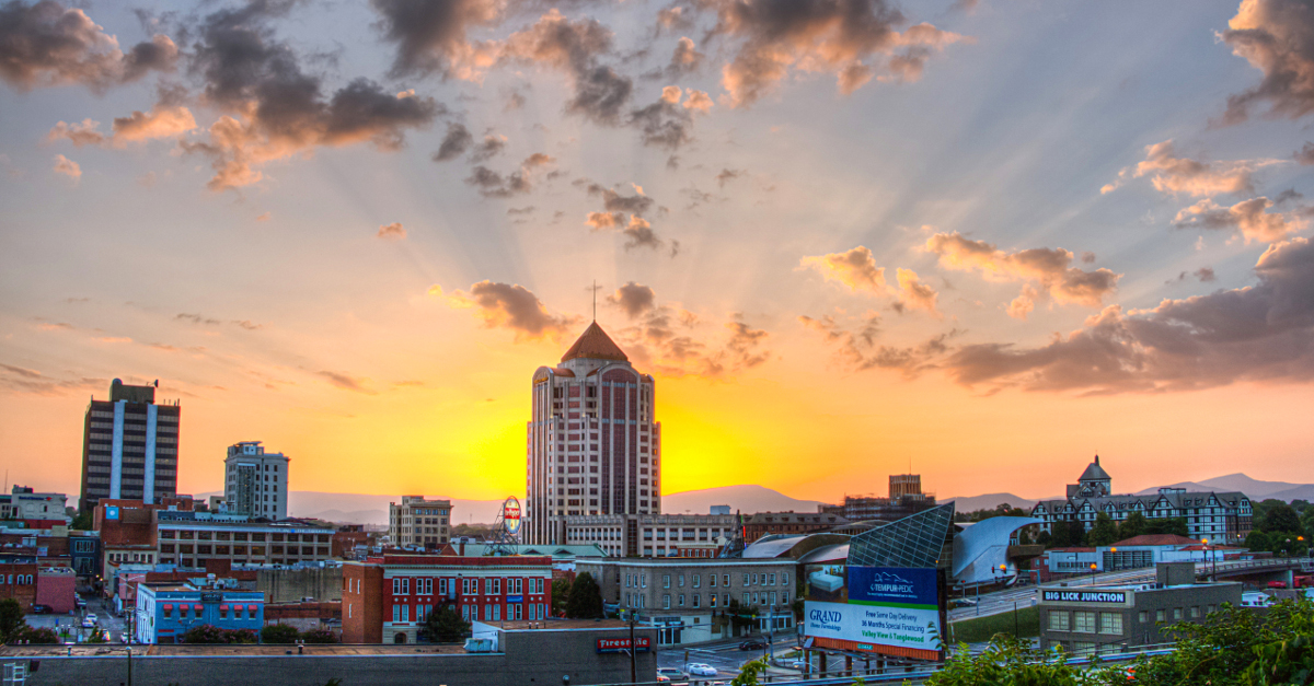 Roanoke, Virginia Travel Health Tip