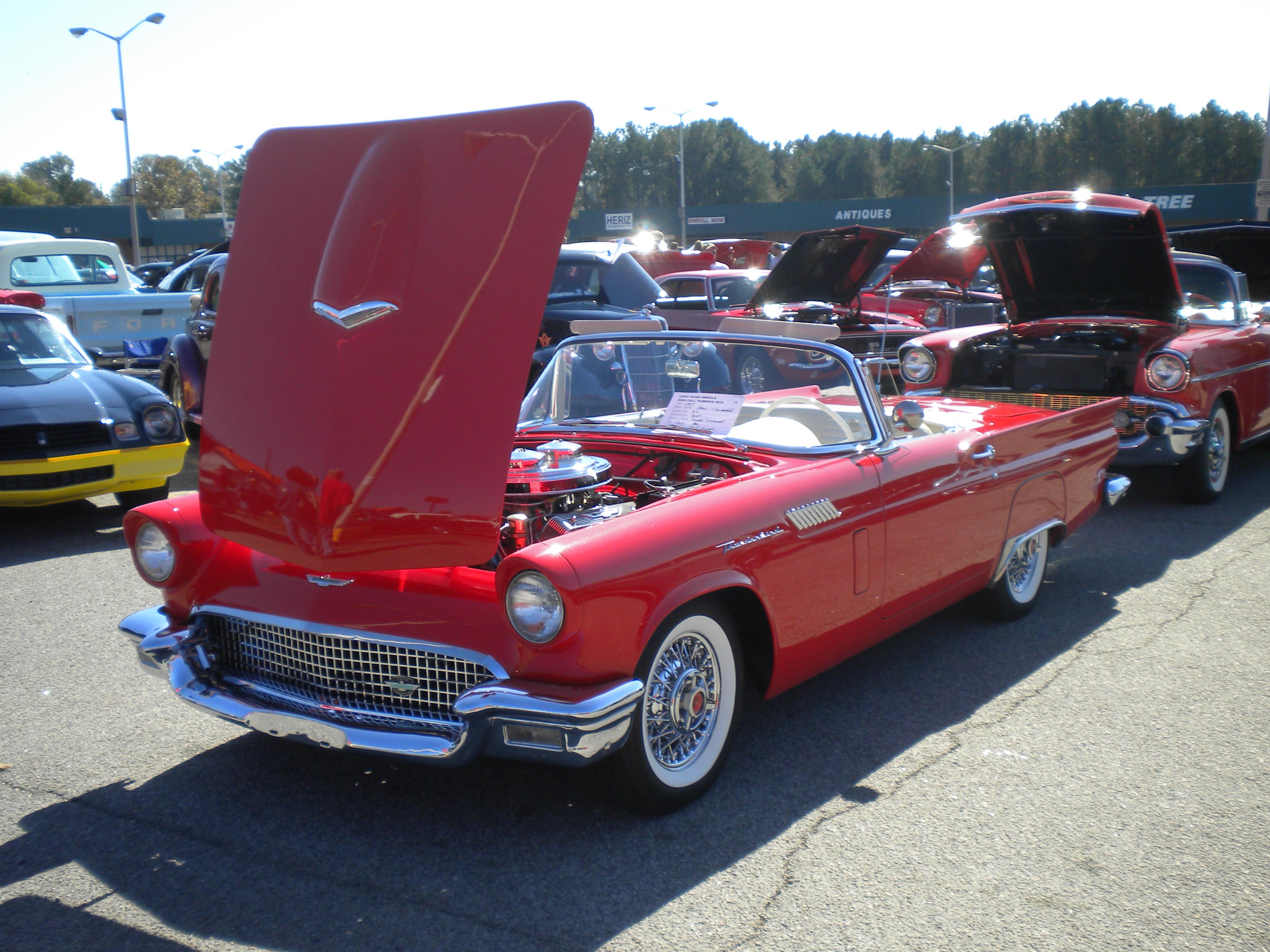 Classic Car Show - Augusta car show