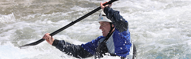 Paddle Sports & Whitewater Rafting in Oklahoma City's Boathouse District