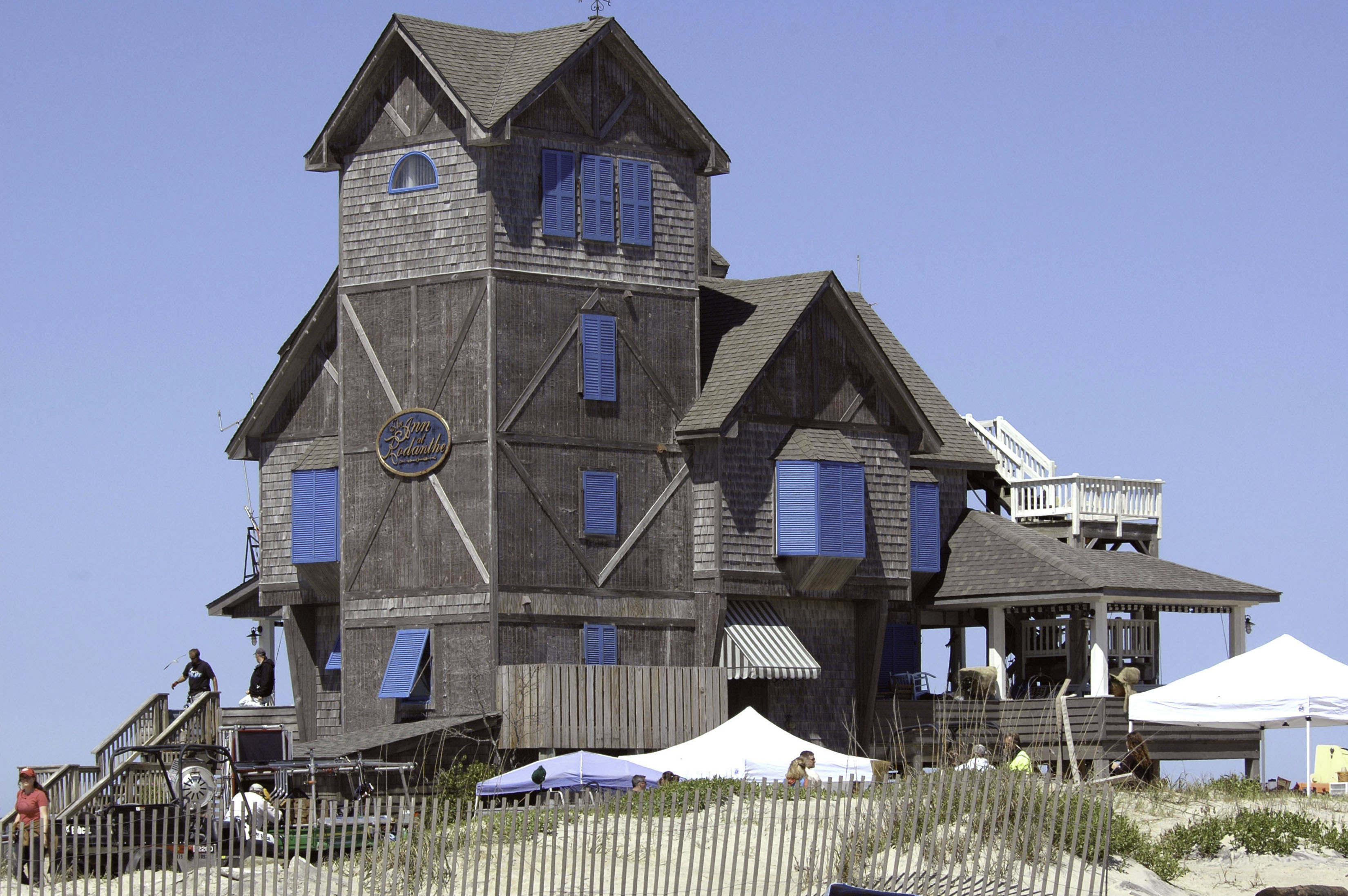 Wonderful Nights In Rodanthe House On Beach Part - 2: The Outer Banks