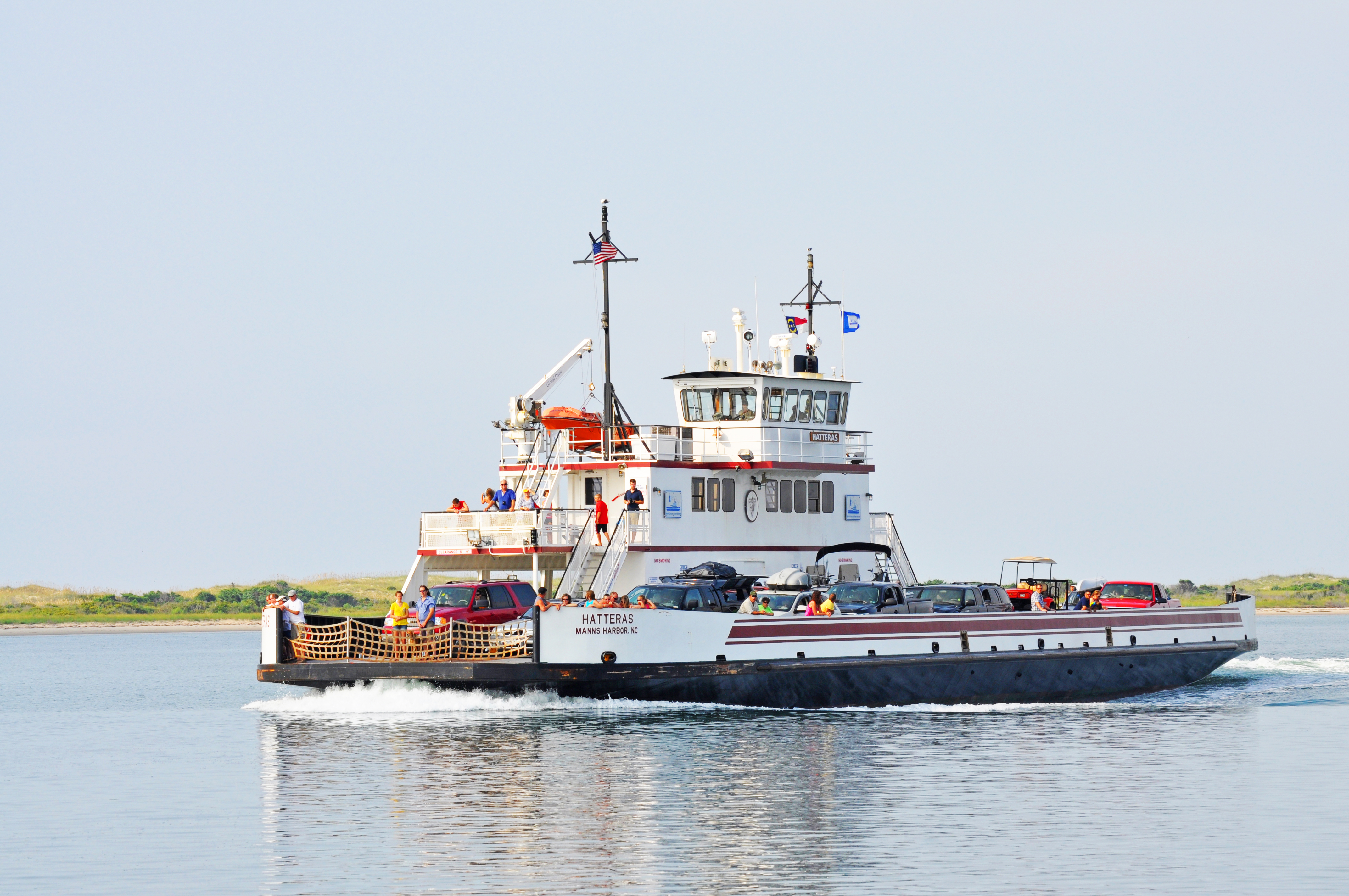 the outer banks ferry schedules | times, ticket prices